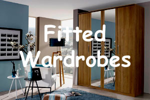 Fitted Wardrobes at Lakewood Furniture